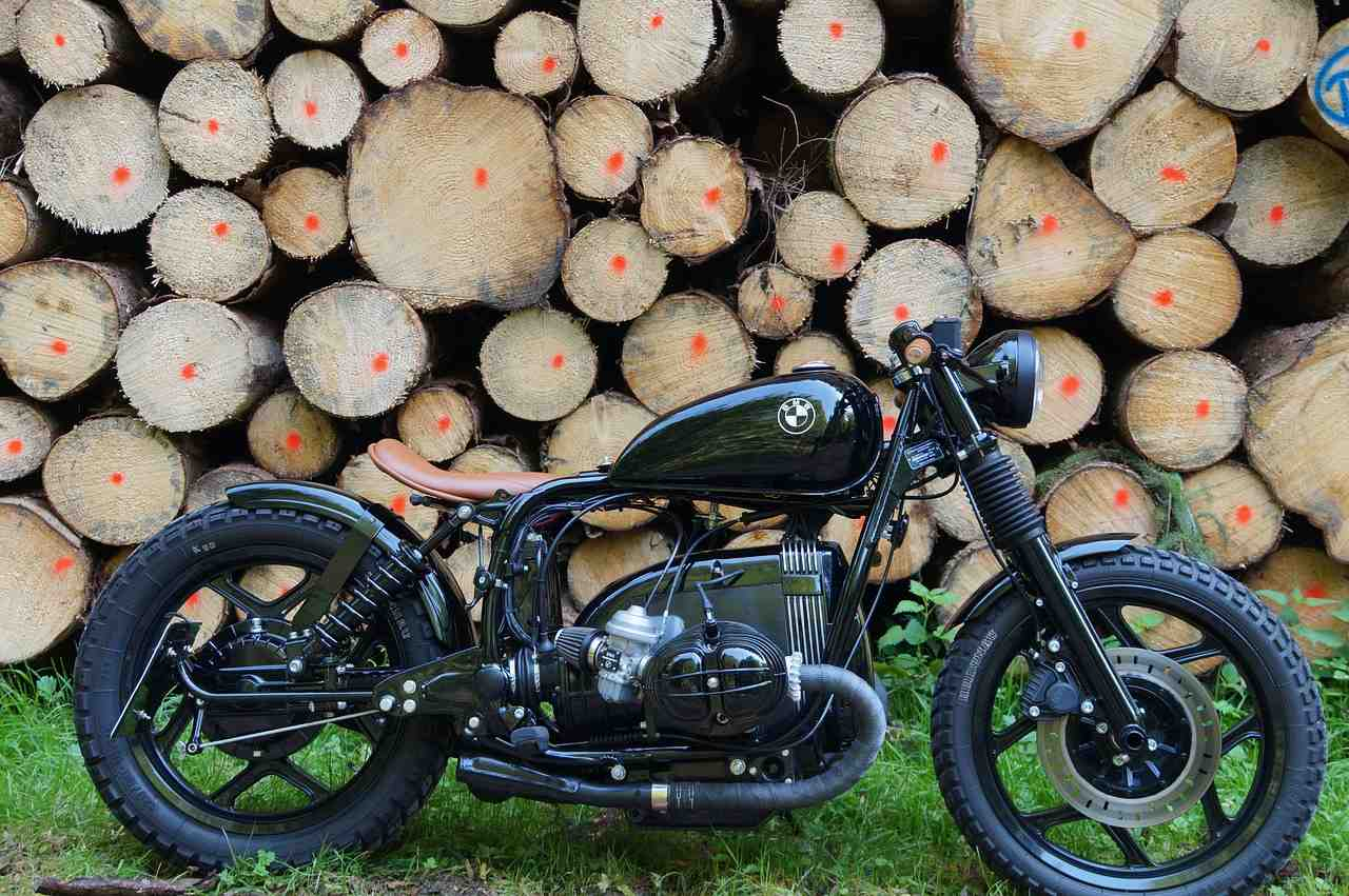 caferacer, bmw, r80